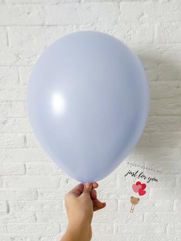 Воздушный шар нежно-голубой