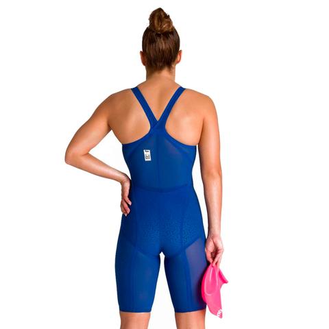 (2020) Стартовый костюм ARENA Powerskin Carbon Glide Closed Back ocean blue ПОД ЗАКАЗ