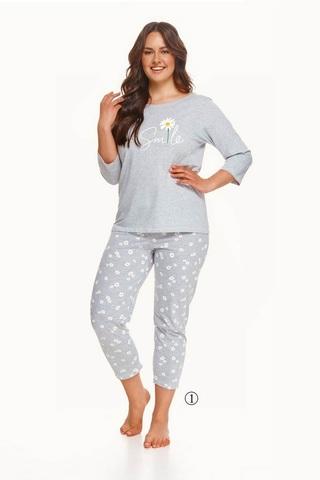 Пижама женская со штанами TARO 2600/2601 21/22 HERA