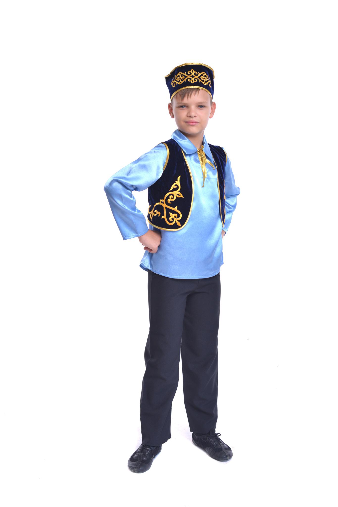 Карнавальный Татарский костюм для мальчика