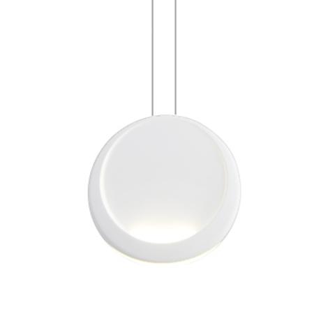 Подвесной светильник Cosmos Luna by Vibia (белый)