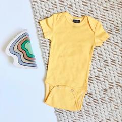 Боди Minion Yellow