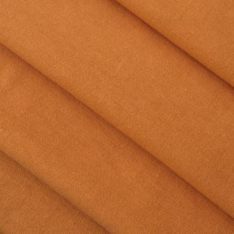 Римская штора из хлопка Керри оранжевый