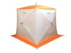 Зимняя палатка куб Пингвин Мr. Fisher 170 ST с юбкой