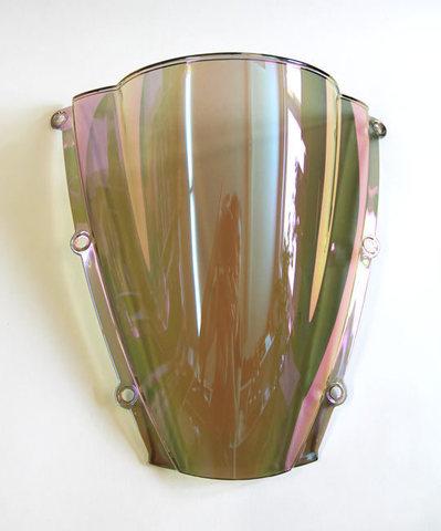 Ветровое стекло для Honda CBR 600 RR 03-04 иридиевое