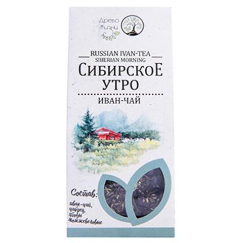 Дерево жизни Иван-чай Сибирское утро