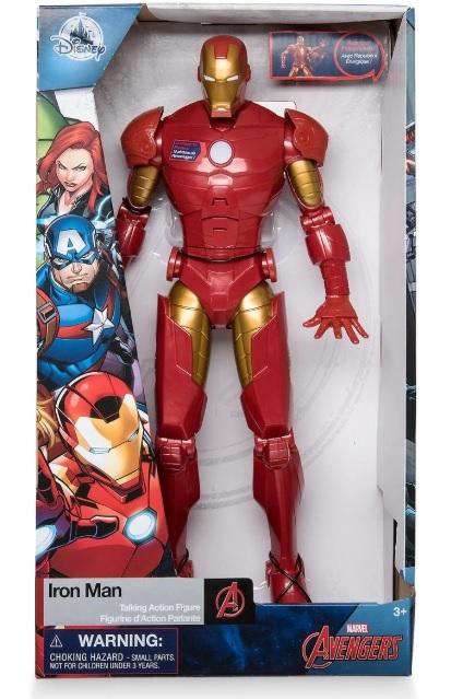 Железный человек интерактивная игрушка Дисней 32 см