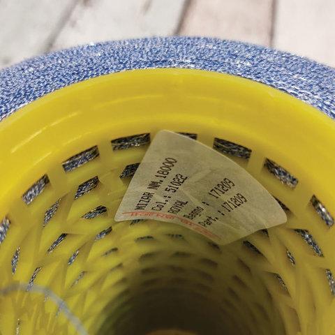 Смесовка с люрексом COFIL ANICE LUX 770 синий с серебром