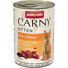 Консервы Animonda Carny Kitten коктейль из мяса птицы для котят