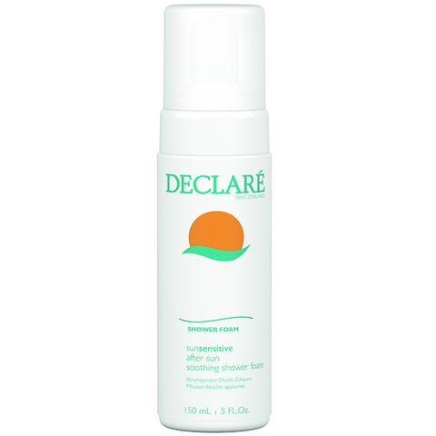 DECLARE | Успокаивающая пенка для душа после загара / Sun Sensitive After Sun Soothing Shower Foam, (150 мл)