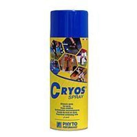 Заморозка спортивная Cryos Spray 1 баллон  емкостью 400 мл