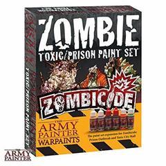 Warpaints: Zombicide Toxic/Prison paint Set