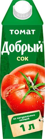 Сок Добрый Томатный  1л