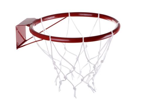 Кольцо баскетбольное №5 с сеткой :(15112):