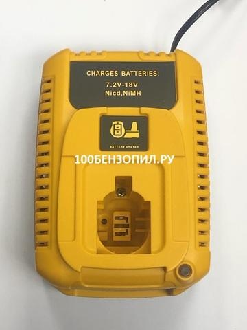 Зарядное устройство для шуруповерта DeWalt 18В