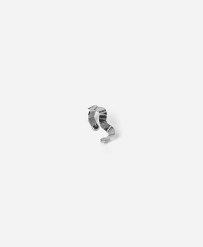 Кольцо Fluxus silver