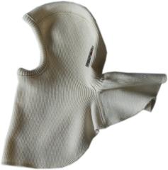 Шлемик ManyMonths, Натуральный (шерсть мериноса 100%)