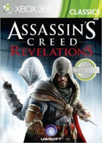 Assassin's Creed: Откровения (Xbox 360 - Xbox One/Series X, русская версия)