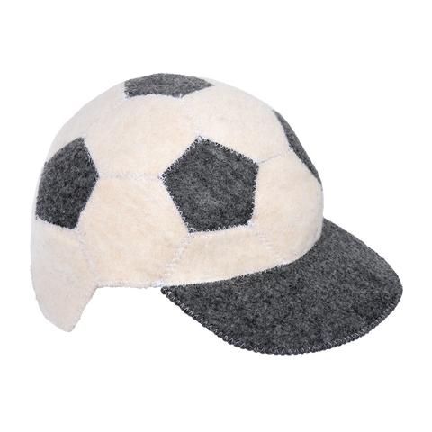 Шапка «Футбольный мяч»