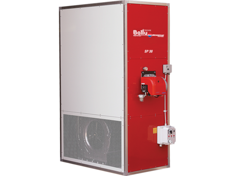 Теплогенератор стационарный газовый - Ballu-Biemmedue Arcotherm SP 30 METANO
