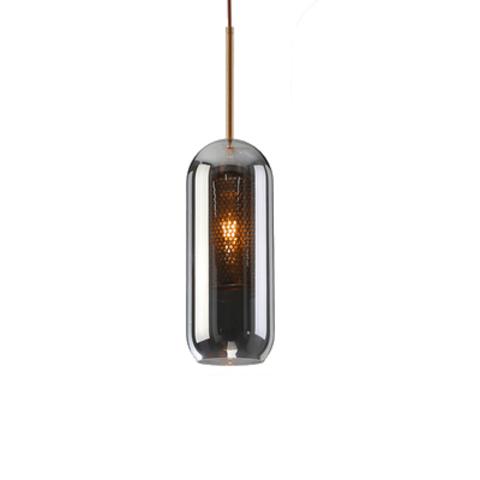 Подвесной светильник Radiator 1 by Light Room (дымчатый)