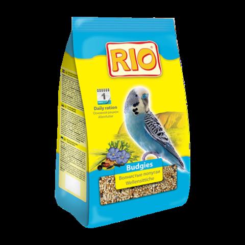 Rio Сухой корм для волнистых попугайчиков основной