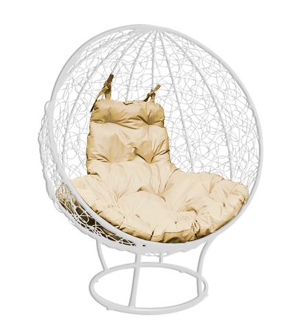 Кресло стоячее Milagro white/beige