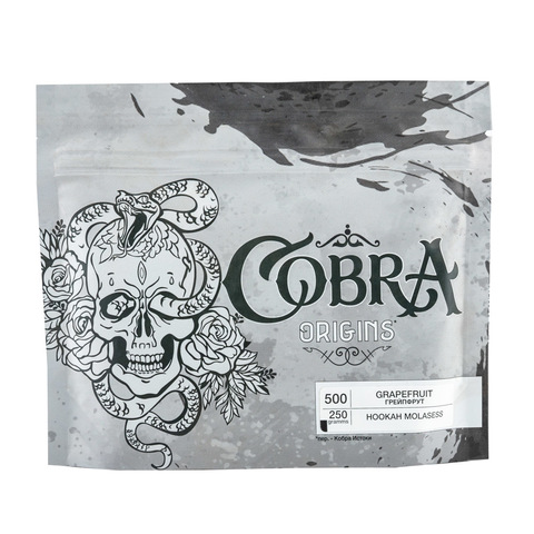 Табак Cobra Origins Grapefruit 250 гр