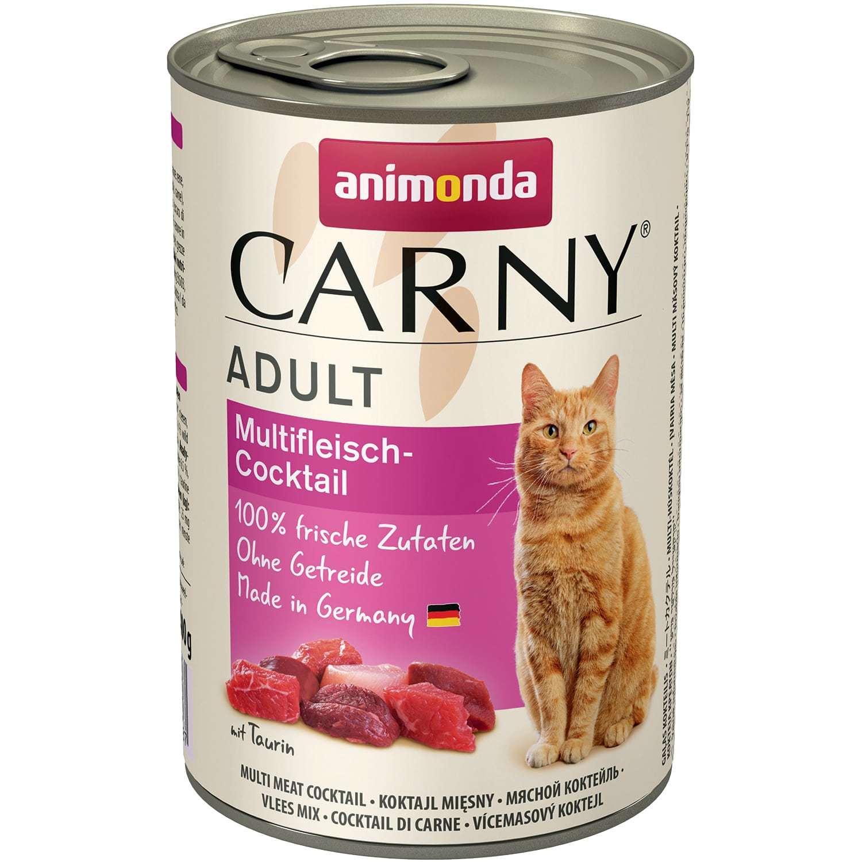 Консервы Animonda CARNY Adult Multi Meat Cocktail купить
