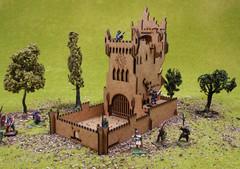 Dicetower: Старый замок