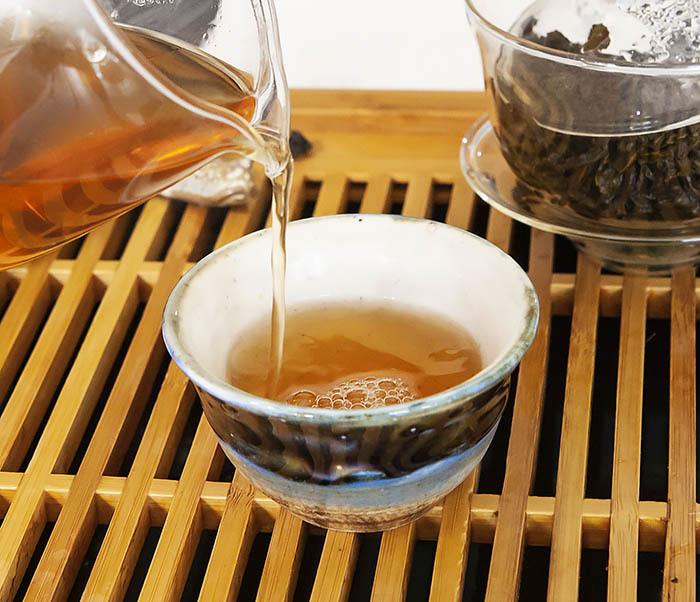 TEA-CH128 Китайский чай «Восемь Бессмертных» (Ба Сянь Доу Сян, 50 гр) фото 14