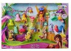 Disney Fairies Набор кукол Модный гардероб