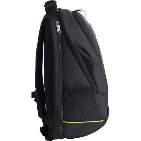 Рюкзак для ноутбука Bagland Рюкзак ZOOTY 24 л. Чёрный (00531662)