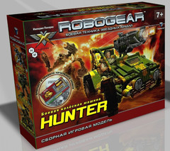 Набор Robogear «Хантер»