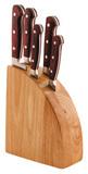 Набор ножей 6 предметов, артикул 24200-NKS02, производитель - Atlantis