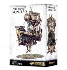 Arkanaut Ironclad. Коробка