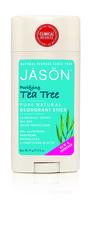 Твердый дезодорант «Чайное дерево» очищающий