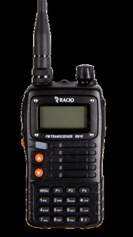 Рация RACIO R610