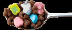 Готовый завтрак Lucky Charms Chocolate 311 гр