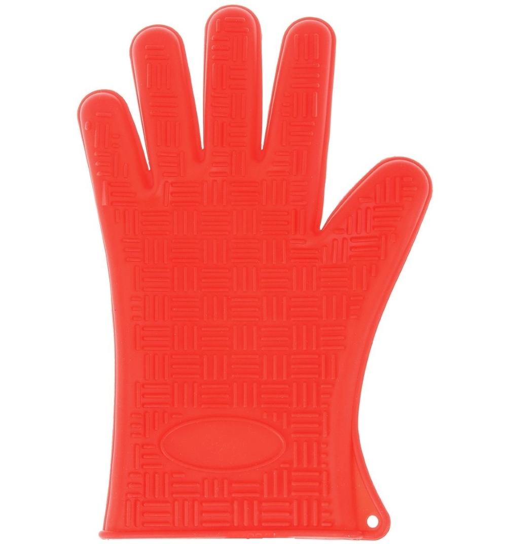Силиконовая прихватка-перчатка Mayer&Boch MB-21989 жаропрочная