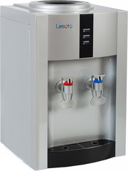 Кулер для воды LESOTO 16 T/E silver-black