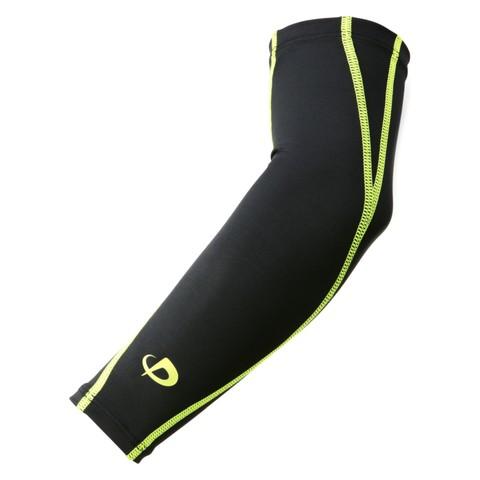 Рукава силовые PHITEN POWER SLEEVE X30 (черно-зелено желтые)