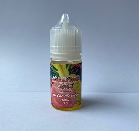 Tutti Frutti by Malaysian Juice SALT 30мл