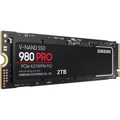 SSD диск Samsung 2TB 980 PRO PCIe 4.0 x4 M.2 SSD