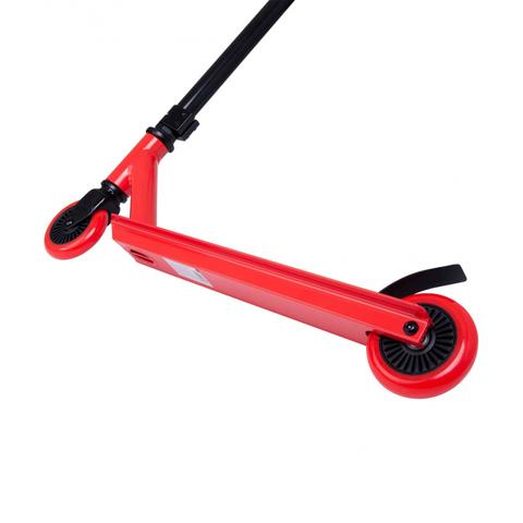 Трюковой самокат Xaos Bonfire red 100 мм
