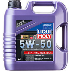 9067 LiquiMoly Синт.мот.масло Synthoil High Tech  5W-50 SM/CF;A3/B4 (4л)