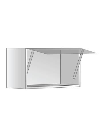 Верхний шкаф с подъемником, 360х600