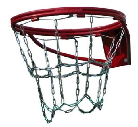 Сетка-цепь для баскетбола антивандальная