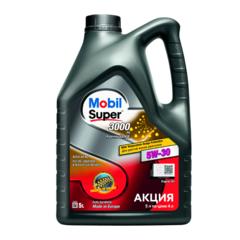 Mobil SUPER 3000 X1 Formula FE 5W-30 5 л