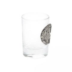 Набор коллекционных сувенирных рюмок «Кавказ» 6 шт, фото 8